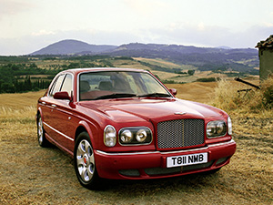 Bentley Arnage 4 дв. седан Arnage