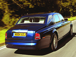 Rolls Royce Phantom 4 дв. седан Phantom
