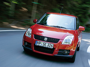 Suzuki Swift 3 дв. хэтчбек Swift